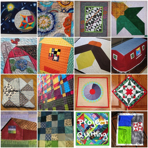 Season 3, Challenge 4, Project QUILTING - Barn Quilt Challenge Entries
