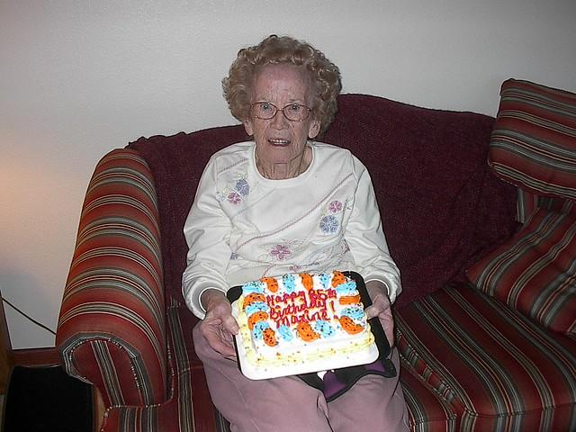 Maxine Birthday Cake Photos