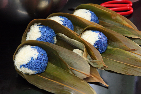 Uncooked Malacca Nyonya Rice Pulut