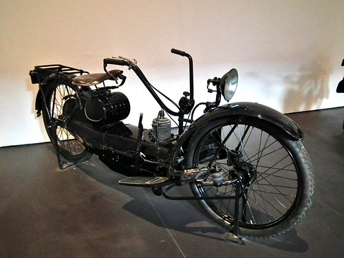 1924 Ner-A-Car motorcycle