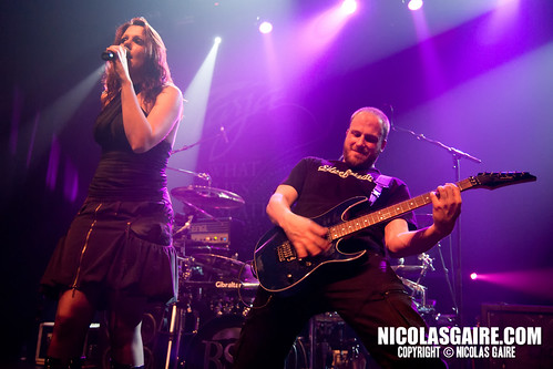 Benighted Soul @ Bataclan - Paris | 28.02.2012