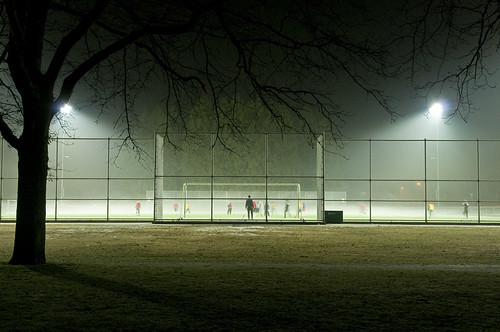 Winter Football by petetaylor
