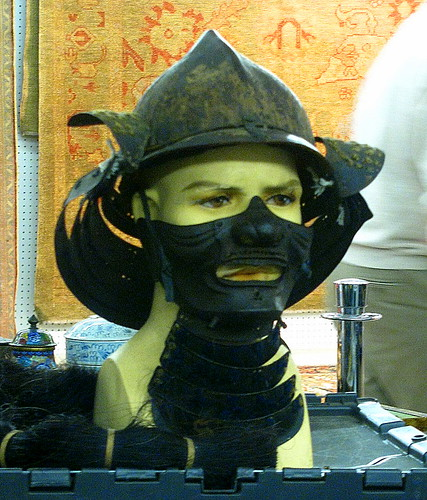 Hannibal Lecter at Scotts Antique Market Atlanta