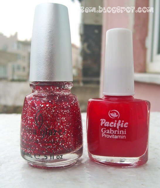 China Glaze Love Marilyn , Pacific Gabrini 31 (2)