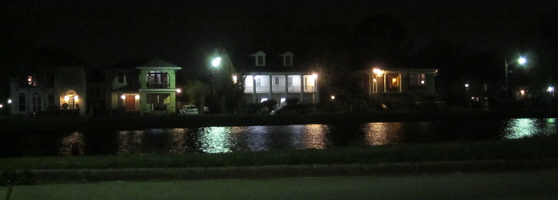 Night on the Bayou Feb 2012 Houses
