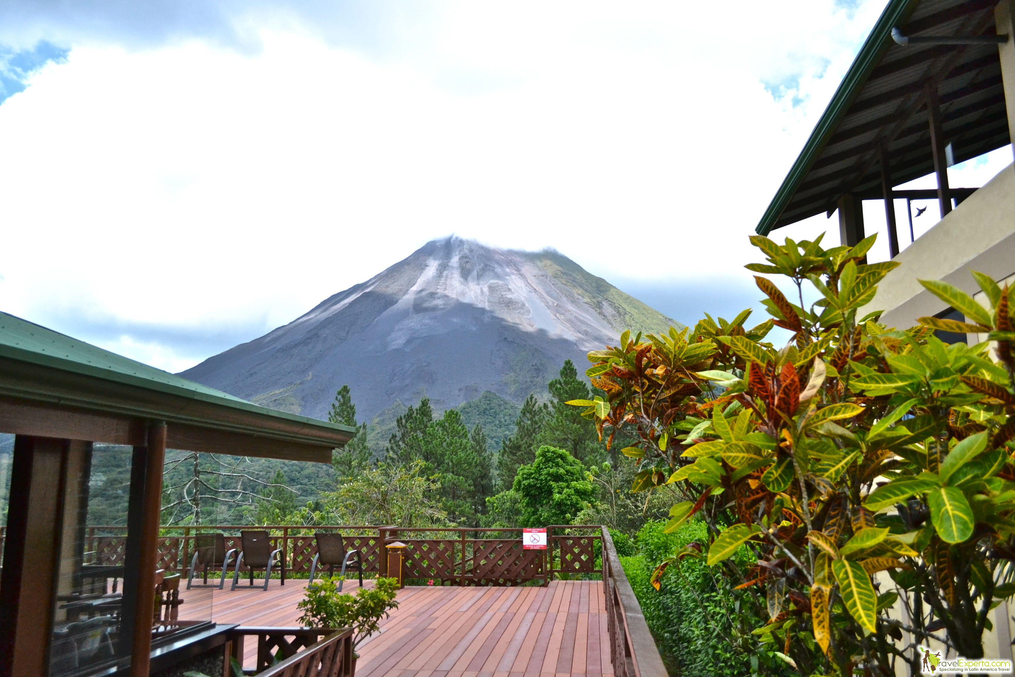 Arenal Observatory Lodge in Arenal, Costa Rica