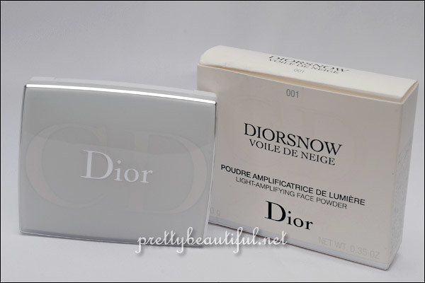DiorSnow Light Amplifying Face Powder