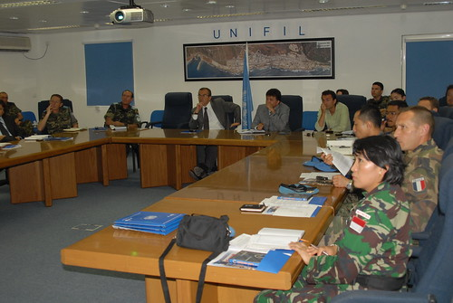 Wanita TNI on Peacekeeping Mission