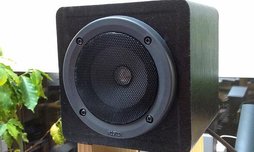 Handmade Speaker#7