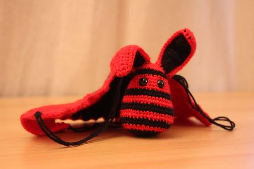 Skydiver Bunny