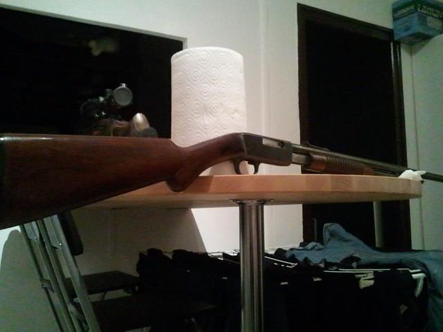 Browning tronbone & Savage MkII FV Custom 6810723308_2f0ac17270_z