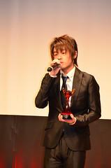 120302 – 『第6回聲優獎[Seiyu Awards]』頒獎典禮! 最佳男性新人:松岡禎丞