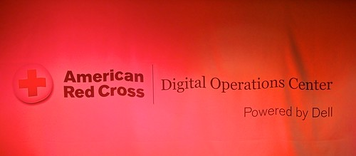 American Red Cross Digital Operation Center Powered by Dell