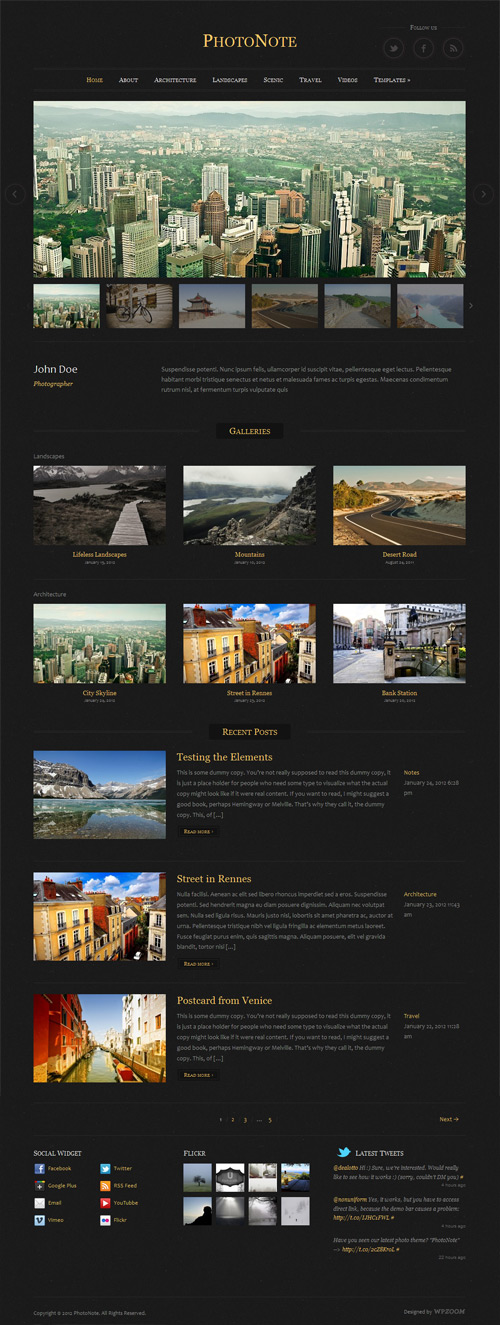 photonote-wordpress-theme
