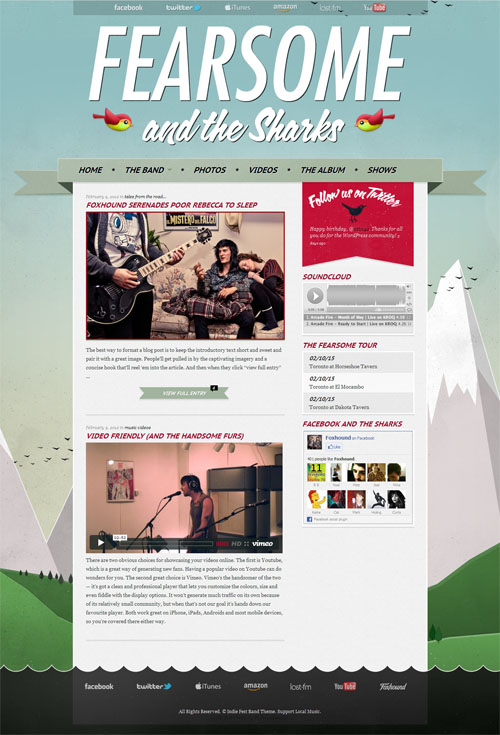indie-fest-wordpress-theme