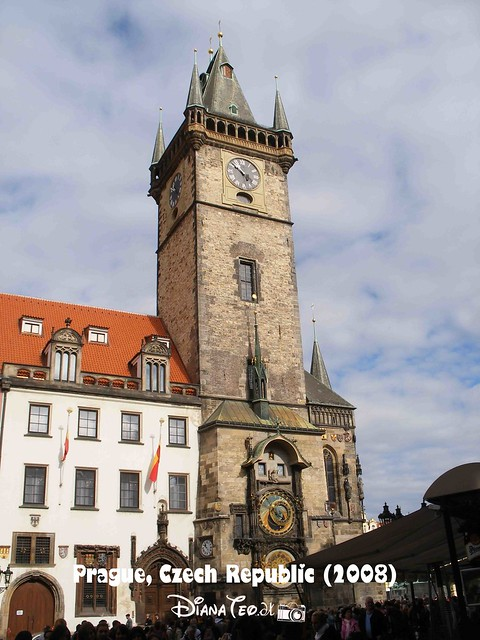 Astronomical Clock 01