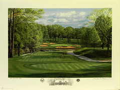 The 13 Hole, #3 Course, Medinah COuntry Club, Medinah, Illinois