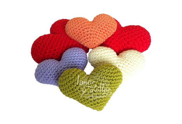 Amigurumi Corazon : Corazon Amigurumi Crochet Flickr - Photo Sharing!