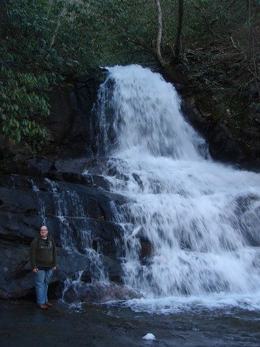 me and laurel falls