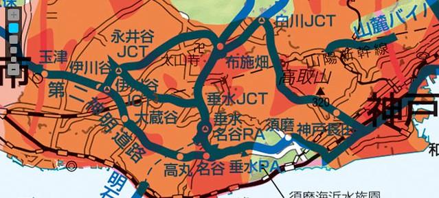 SoftBank 4G 対応エリア(関西):サービスエリア | ソフトバンクモバイル