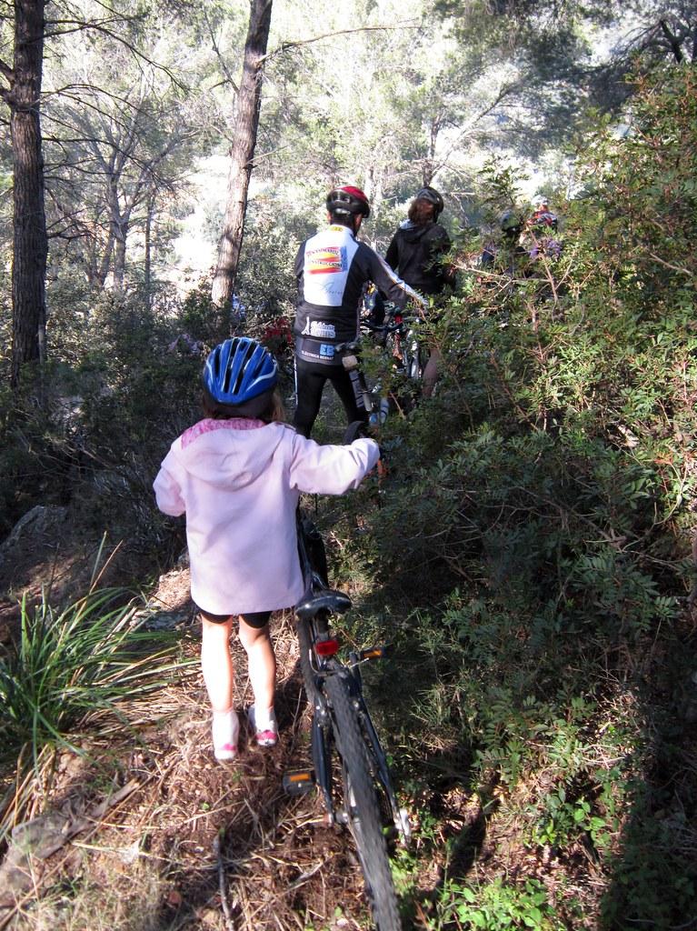 Cicloturisme Escola Ciclisme 11-03-2012.