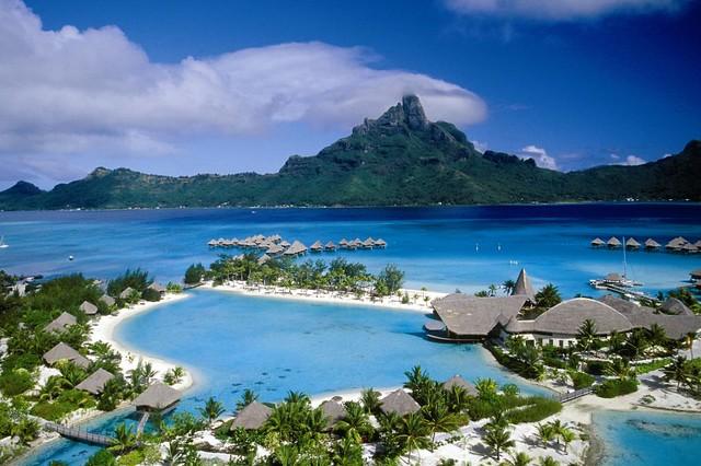Le Meridien Bora Polinesia Francese www.ideeperviaggiare.it