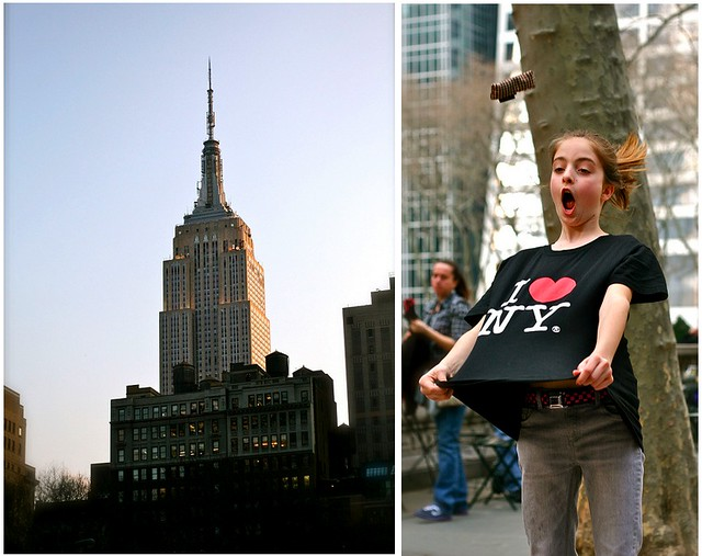 Empire State - Macy Miyachi'ing Bryant Park