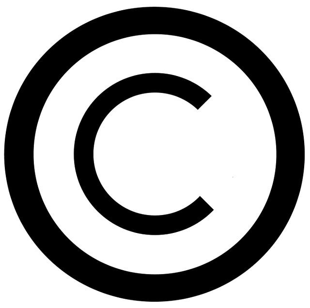 copyright symbol white background flickr photo sharing