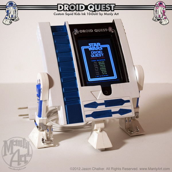 Droid Quest Custom 10-Doh!