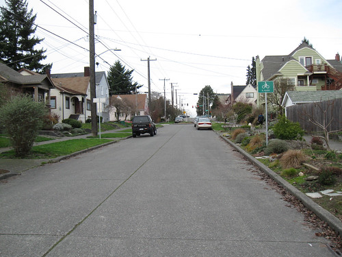 Riding the Interurban - A signed route in these North Seattle Neighborhoods