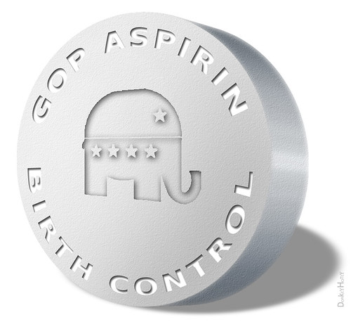 GOP Aspirin Birth Control