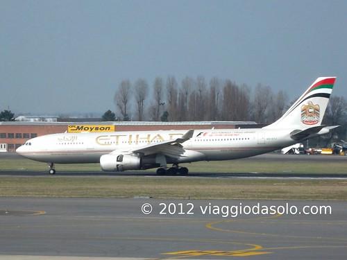 A330 Etihad