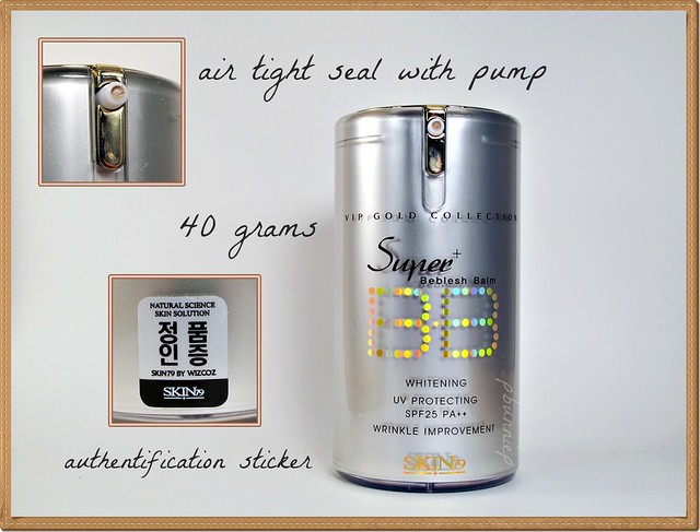 Skin79 VIP Gold BB Cream