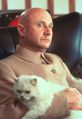 Donald Pleasance as Blofeld