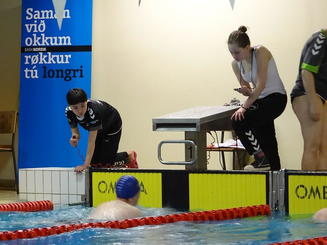 Young officials at the SuSvim masters meet