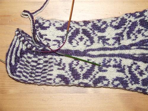 Turckish Sock A 0011