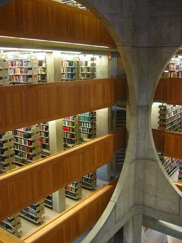 Louis Kahn's Library at Phillips Exeter Academy