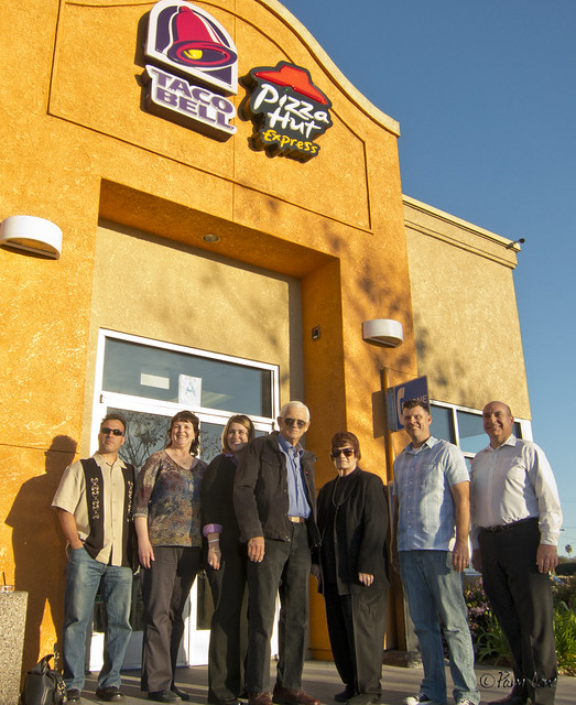 Taco Bell 50th Anniversary with Downey Conservancy