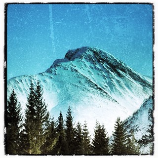 Hipstamatic fjell -|- Hipsta mountain