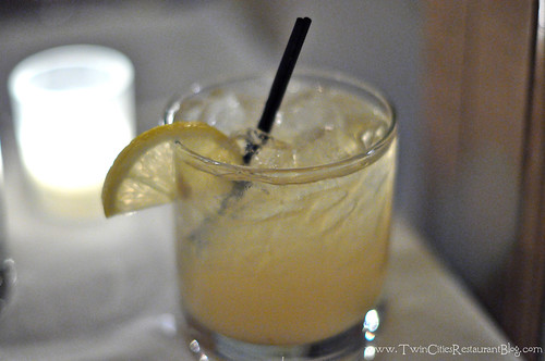 Ginger Jameson at Acqua Restaurant ~ White Bear Lake, MN