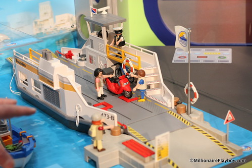 5127 Car Ferry with Pier