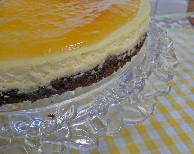 Cheese cake de cupuaçu