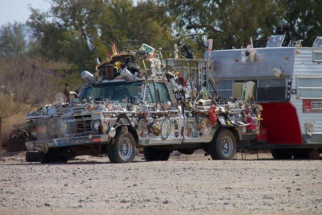 Slab City California