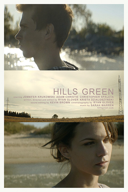 Hills Green one sheet