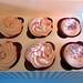Cupcakes de Fresas Achampañadas
