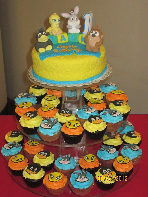 Baby looney tunes flickr photo sharing for Baby looney tune decoration