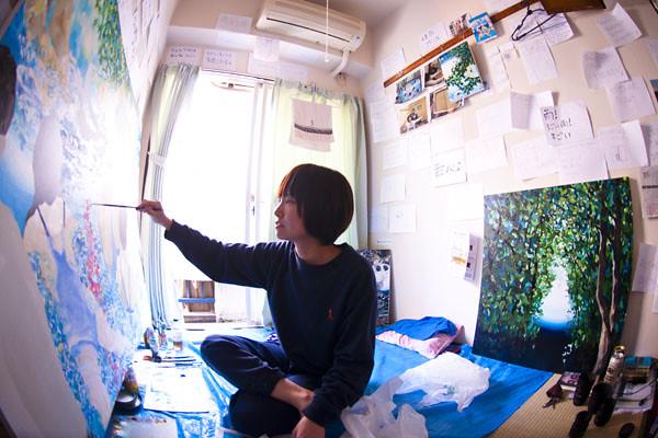 横浜のドヤ街を舞台にしたアートプロジェクト「寿から絵を放つ」 と「絵のパレード」_05