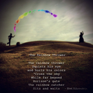 The Rainbow Thrower