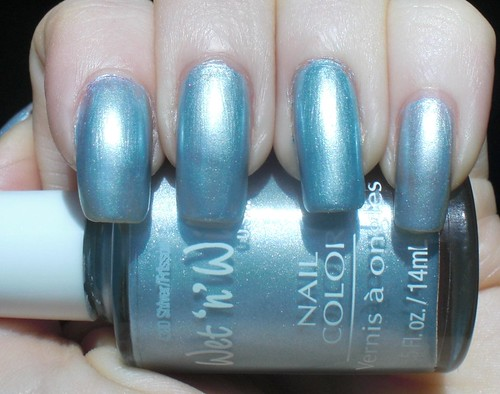 Wet n Wild Shiver 439D by KitaRei