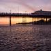 Worthing Sunset by Jon Lelacheur Photography